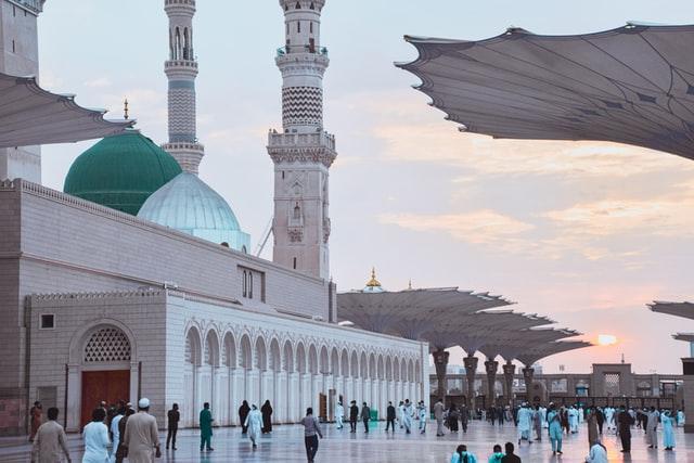 Madinah Saudi Arabia