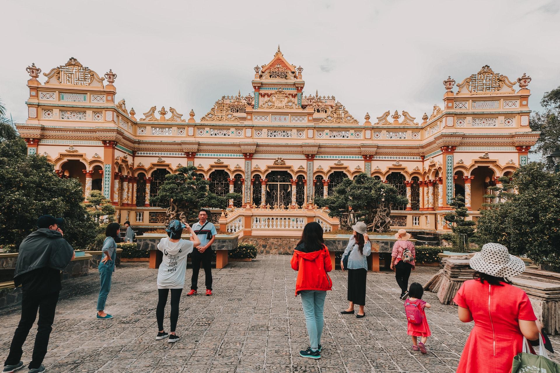 vietnamese palace